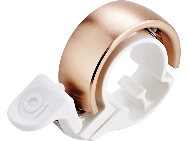 Knog Oi Classic Ringeklokke Limited Edition hvid